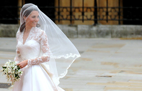 The Royal Wedding of Prince William and Miss Catherine Middleton