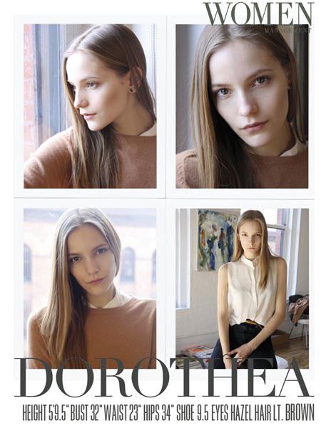 Women - Dorothea Barth Jorgensen Polaroids