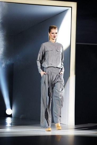 Michalsky F/W 2011 - Toni Garrn