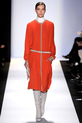 BCBG F/W 2011 - Arizona Muse