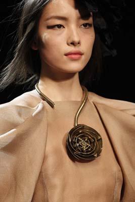 Lanvin F/W 2011 - Fei Fei Sun