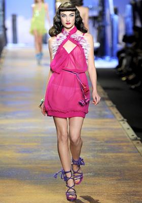Christian Dior S/S 2011 : Jacquelyn Jablonski