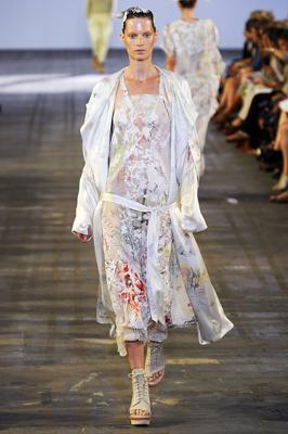 Alexander Wang S/S 2011 : Iris Strubegger