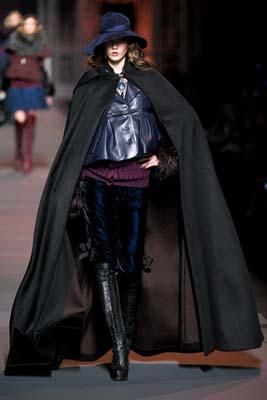 Christian Dior F/W 2011 - Karlie Kloss