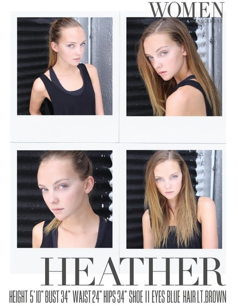 Women - Heather Marks