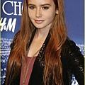 Lily Collin