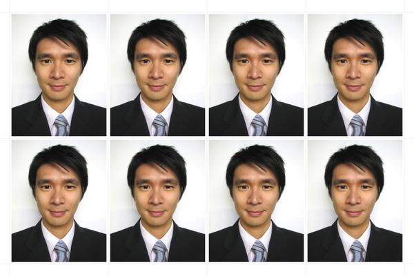 編輯4x6含8張大頭照