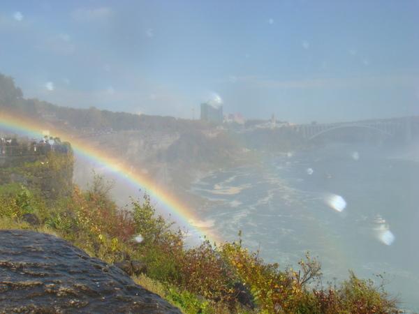 天然的彩虹