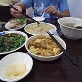 南庄吃客家菜