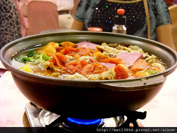 2011嘉義小原餐廳_素食火鍋