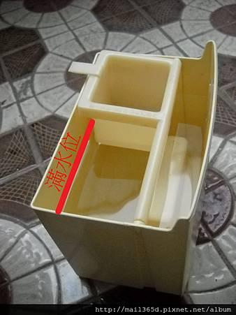 DSCN0505除濕機蓄水盒