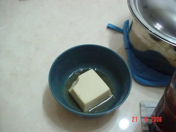 被先偷吃一口的芙蓉豆腐