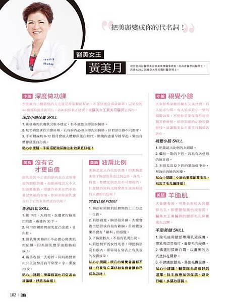 BODY172期-2013金纖大賞-美黃月醫師-11