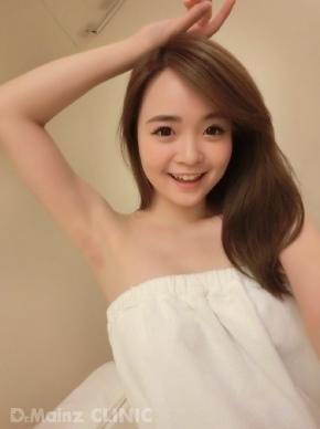 微笑甜心_維尼(腋下除毛)4