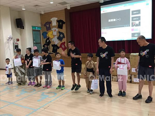 樂山-受贈時間、樂山天使代表領獎、每位都好開心5-1.jpg
