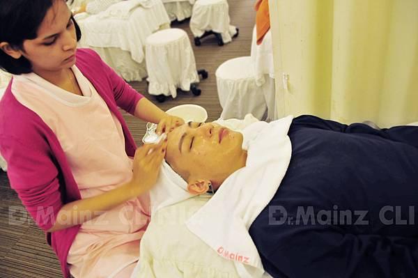 韓國GD也愛乾淨清爽的美肌《淨膚雷射-蘋果肌》