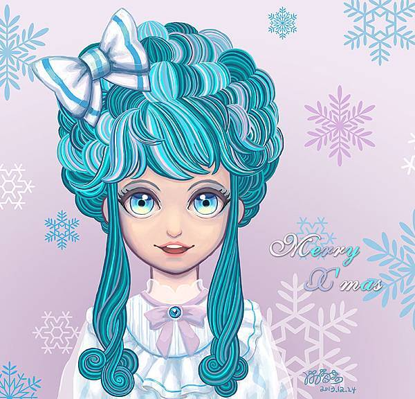 winter magic cover
