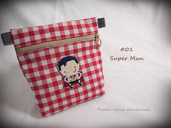 #01 Super Man