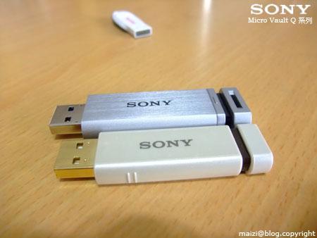 SONY USB 3.0 Micro Vault Q系列 -22