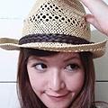 草帽很夏天