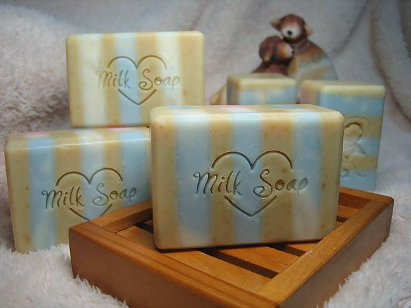 幸福牛奶皂