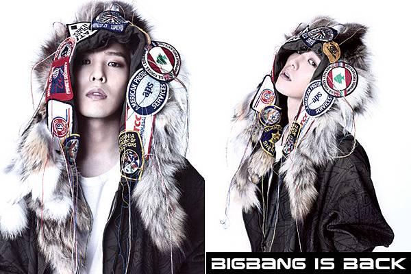 G-Dragon專輯