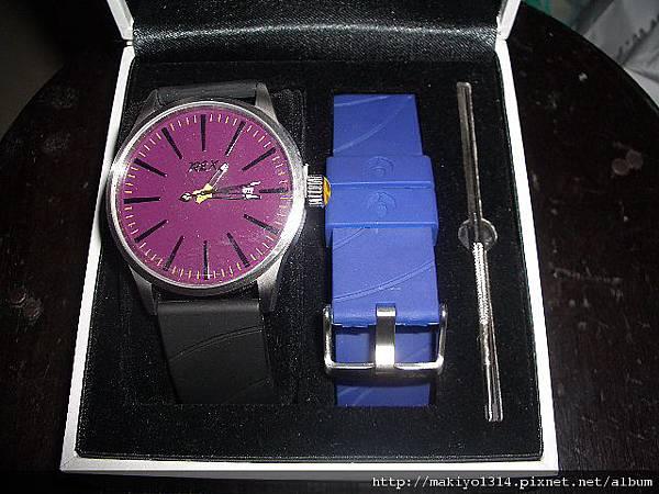 全新~~REX WATCH手錶.JPG