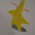 小貂畫的星星