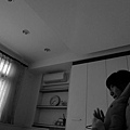 黑白+陰影