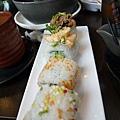 加洲捲=花壽司