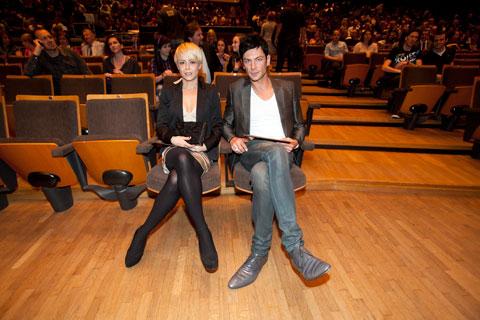 Maksim and Ana