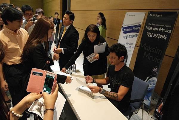 At Samsung Korea-05