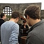 Maksim did the video shoot for his new single The Godfather at Lands End in Cornwell, England.-05