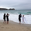 Maksim did the video shoot for his new single The Godfather at Lands End in Cornwell, England.-12