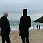 Maksim did the video shoot for his new single The Godfather at Lands End in Cornwell, England.-15