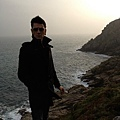 Maksim did the video shoot for his new single The Godfather at Lands End in Cornwell, England.-16