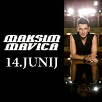 14 June 2013 Maksim with RTV Slovenia Orchestra