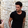 Maksim doing interview and the photoshoot for Story magazine Sibenik, Croatia-03
