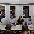 Maksim doing press conference for his Adriatic tour in beautiful Dubrovnik-02.jpg