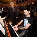 President of Croatia 'Ivo Josipović' and Pianist 'Maksim Mrvica'-03.jpg