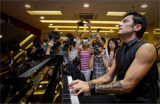 Maksim 2010 China tour.jpg
