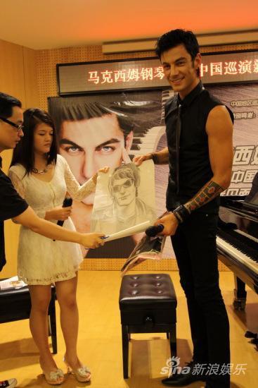 02-Maksim 2010 China tour 中國巡演上海新聞發布會.jpg