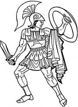 greek-warrior-coloring-page