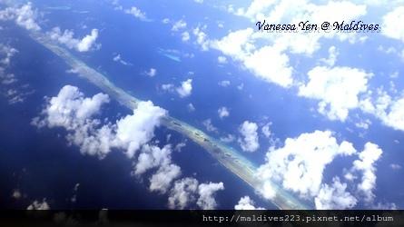 鳥瞰珊瑚礁