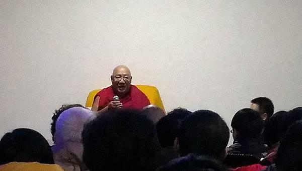1月8日堪仁波切教授綠度母