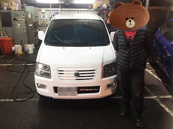 nippy交車白色熊大