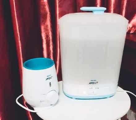 溫奶器  實用指數:★★☆☆☆