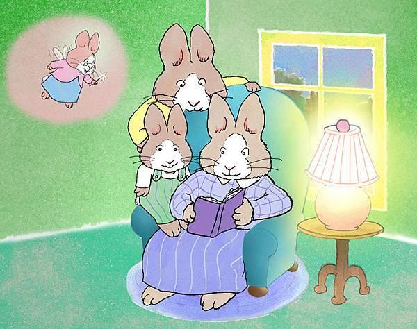 Family & Fairy reading sm