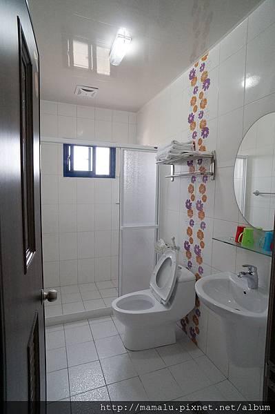乾濕分離浴室