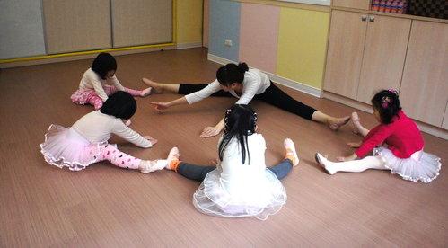 幼兒舞蹈律動